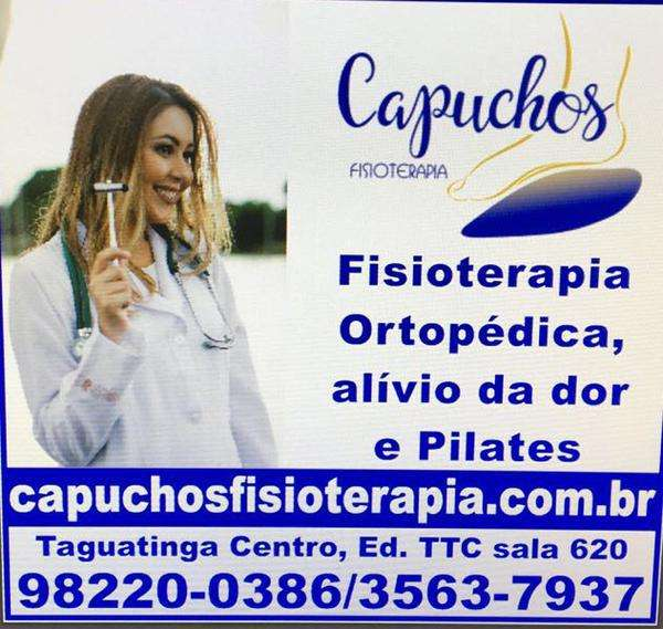Capuchos F. Pilates